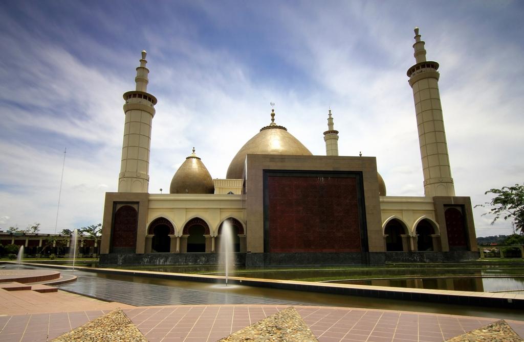 islamic-centre-bangkinang